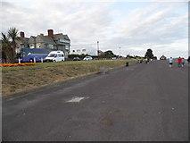 TR3965 : The promenade by Victoria Parade, Ramsgate by David Howard