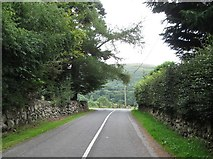 J0812 : Sharp bend  in the minor road linking Lower Ravensdale and Upper Deerpark by Eric Jones