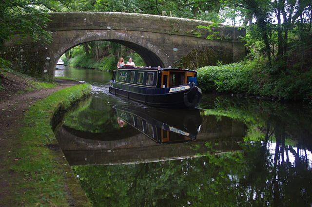 Bridge 92, Lancaster Canal