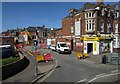 SX9393 : Thurlow Road, Exeter, closed by Derek Harper