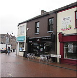 SS7597 : Forty Six Coffee Shop, Neath by Jaggery