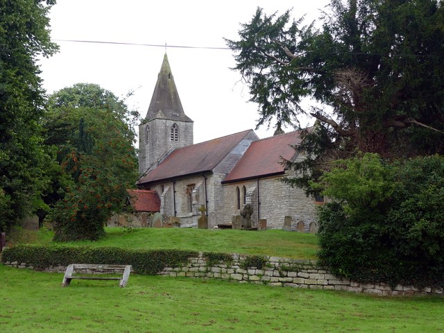 St Radegund's Church