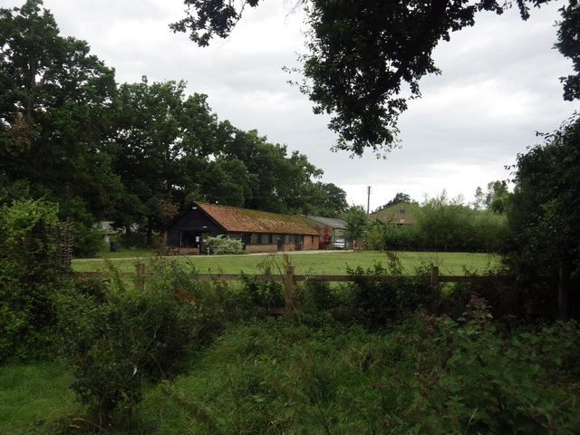 Thornham Park Offices at Redhouse Farm