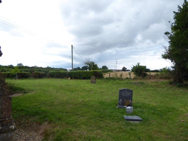 St Peter, Mundham: churchyard (d)