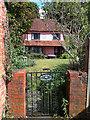 SU7583 : Magnolia Cottage by Hugh Craddock
