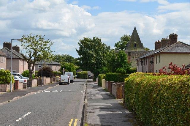 Ladysmith Road, Eastriggs