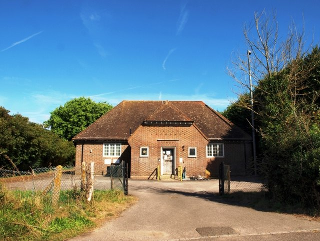 Telephone Exchange at Betchworth dated 1947