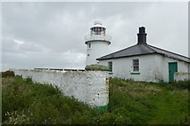 NU2135 : The lighthouse by DS Pugh