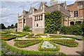 SP2556 : Parterre at Charlecote Park by Philip Halling