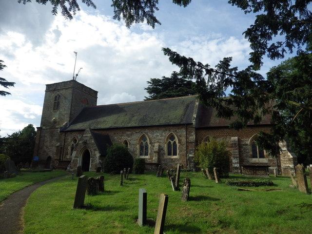 St Leonard's Church, Priors Marston