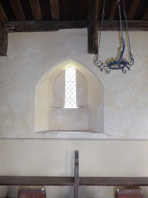 Inside St Gregory, Heckingham (III)