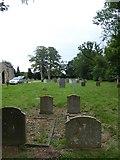TM2692 : St. Margaret, Topcroft: churchyard (f) by Basher Eyre