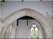 TM2692 : Inside St. Margaret, Topcroft (xxvii) by Basher Eyre