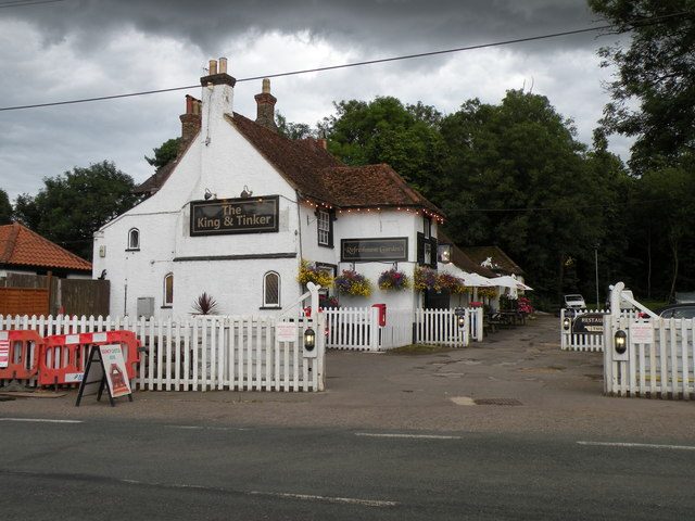 'The King & Tinker' public house