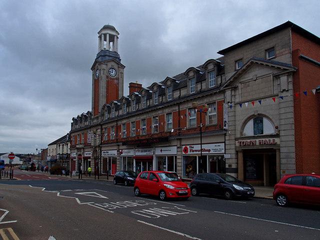 Town Hall, Spennymoor