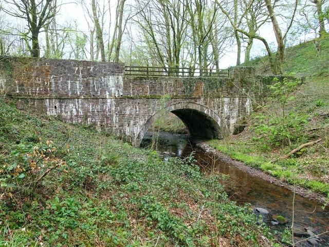 Bridge over the Gwynon