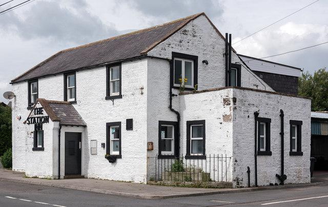 The Station Inn, Kirkpatrick-Fleming - August 2016 (2)