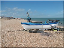 TR3751 : On the beach near Walmer Green by Marathon