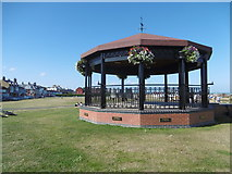 TR3751 : Deal Memorial Bandstand at Walmer by Marathon