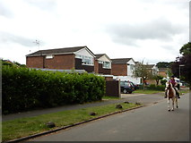 TQ1562 : Claygate - Holroyd Road by James Emmans