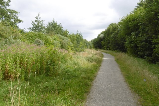 East Gateshead Cycle Path