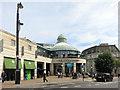 TQ2470 : Centre Court, Wimbledon Broadway by Des Blenkinsopp