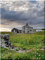 NW9954 : Disused Radio Station at Portpatrick by David Dixon