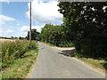 TM0176 : Wattisfield Road, Thelnetham by Geographer