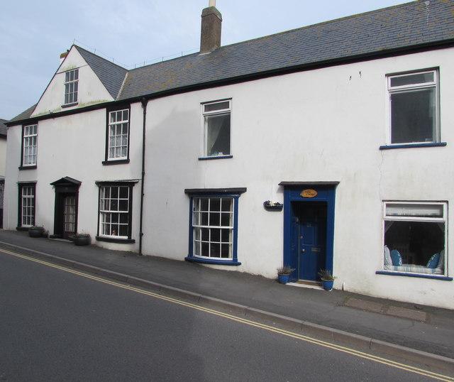 Ellia Cottage, Dawlish Street, Teignmouth