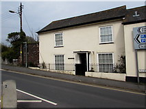 SX9473 : The Old Cottage, Teignmouth by Jaggery