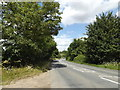 TL9673 : B1111 Barningham Road, Stanton by Adrian Cable