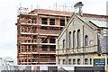 J3575 : Former Harland & Wolff offices, Belfast - August 2016(2) by Albert Bridge