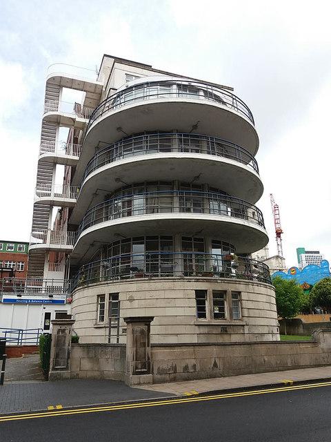 Hearing and Balance Centre, Portland Street, Leeds