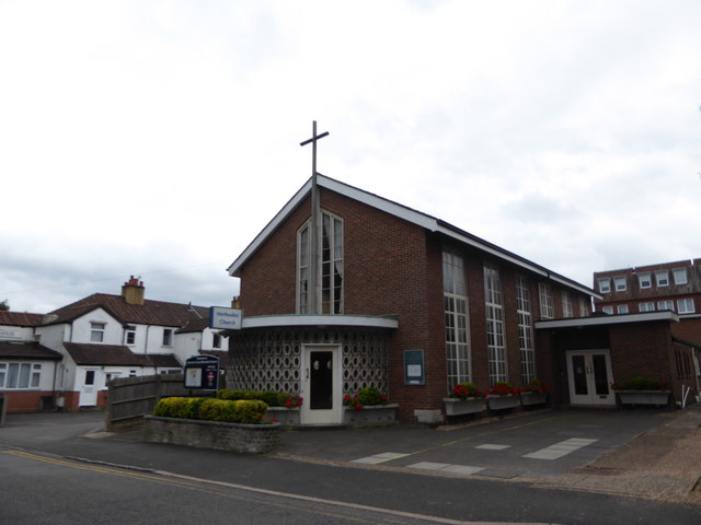 Gerards Cross Methodist Church: m id August 2016