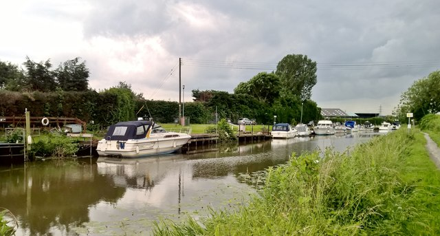 Boats on old river ancholme at brigg chris morgan cc by sa20 boats on old river ancholme at brigg publicscrutiny Image collections
