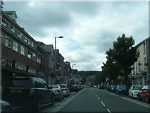SS8591 : Commercial Street, Maesteg by Colin Pyle