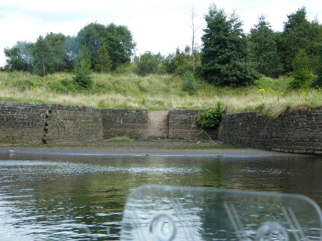 Historic Mooring on River Tawe