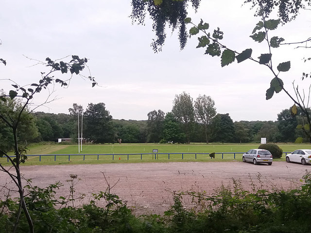 Leodiensians rugby club - main pitch