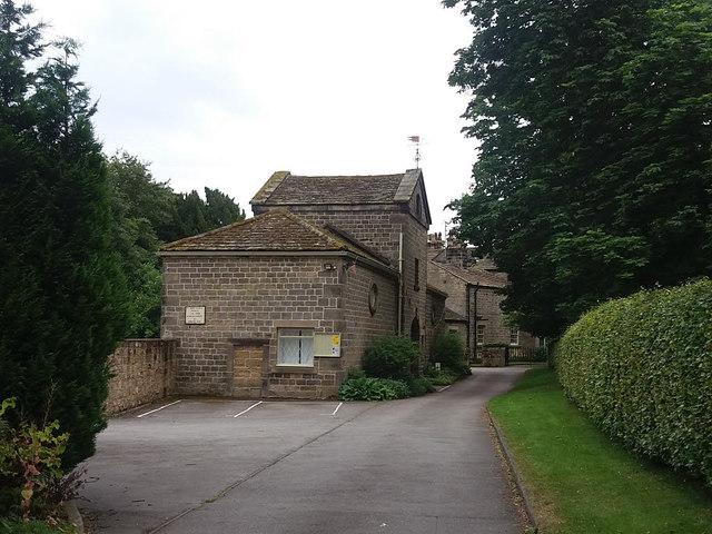St John's parish hall, Adel