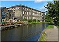 SE0446 : Waterloo Mills in Silsden by Mat Fascione