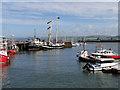 NX0561 : Stranraer, Inner Harbour by David Dixon