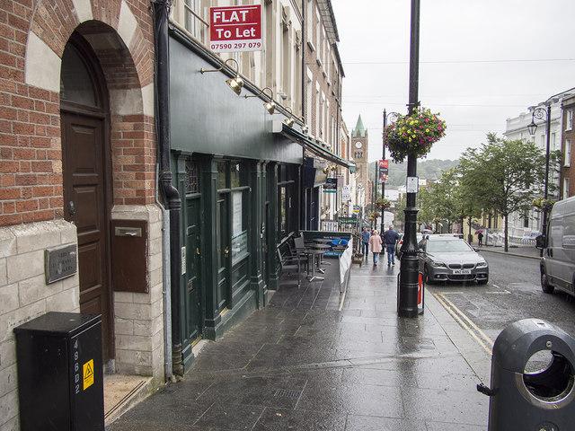Shipquay Street, Derry/Londonderry