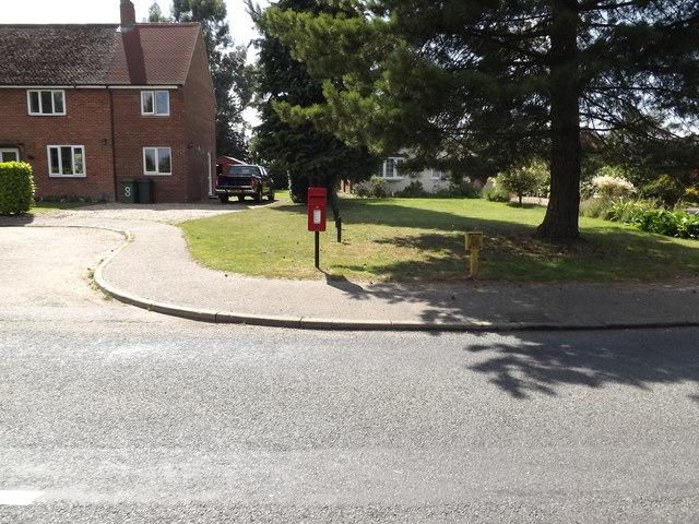 Dambrigg Corner Postbox