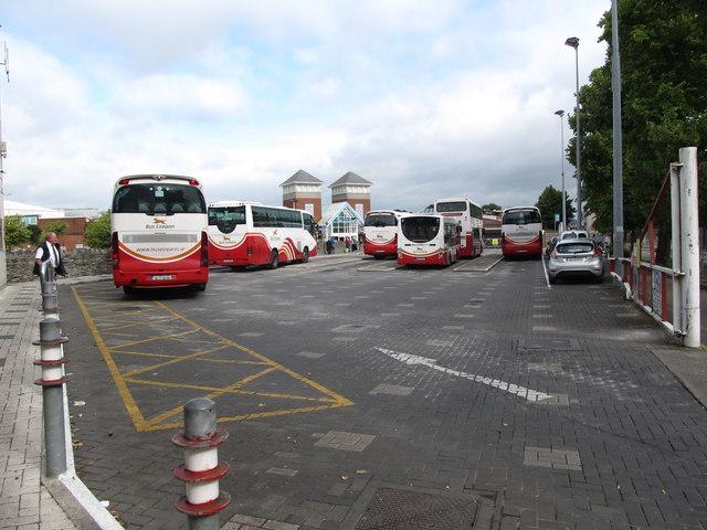 Bus Eireann Depot, Dundalk