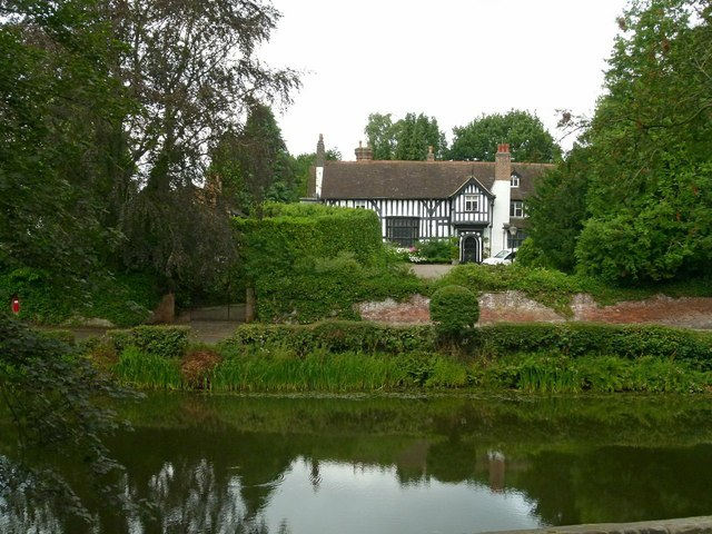 The Old Rectory, Gawsworth