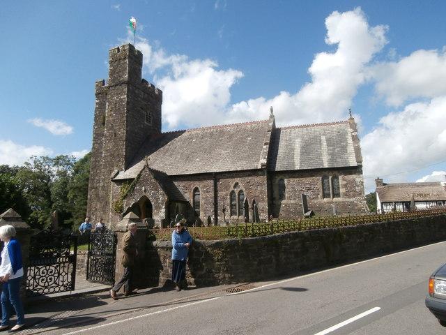 St Teilo's Church, Llanddowror