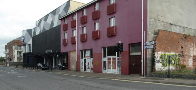 IMC cinema in Long Walk, Dundalk