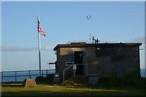 SX9049 : South Hams : NCI Froward Point by Lewis Clarke