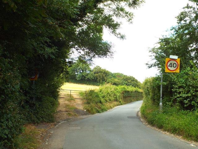 North End Lane, Downe