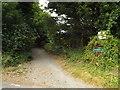 TQ4363 : Bogey Lane, near Downe by Malc McDonald